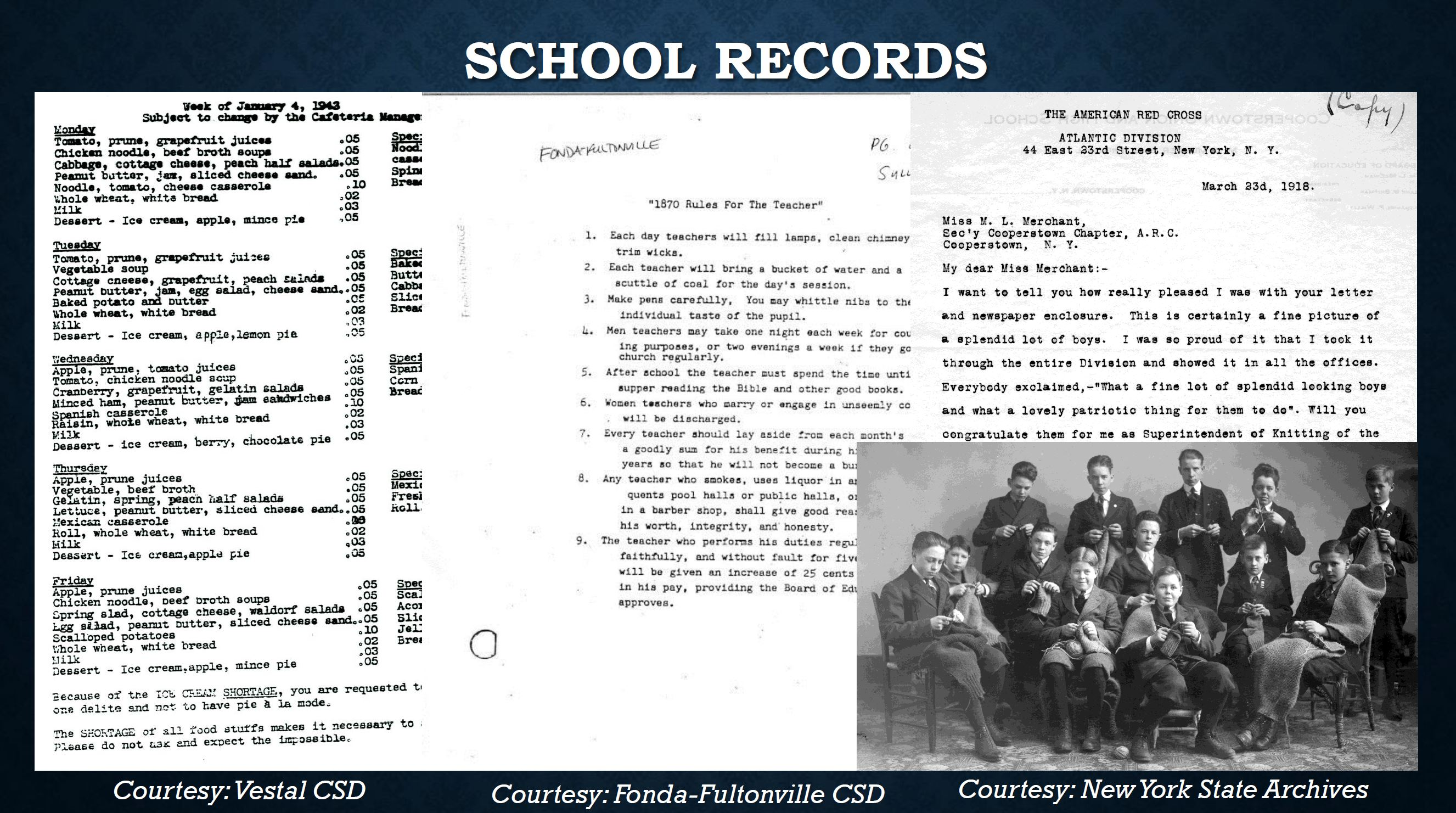 School Records