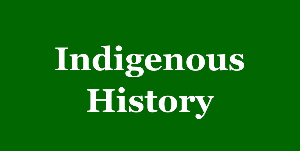 Indigenous History